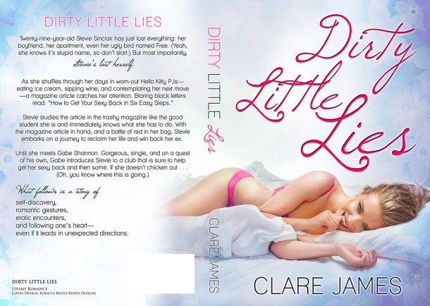 Dirty Little Lies Cover Reveal