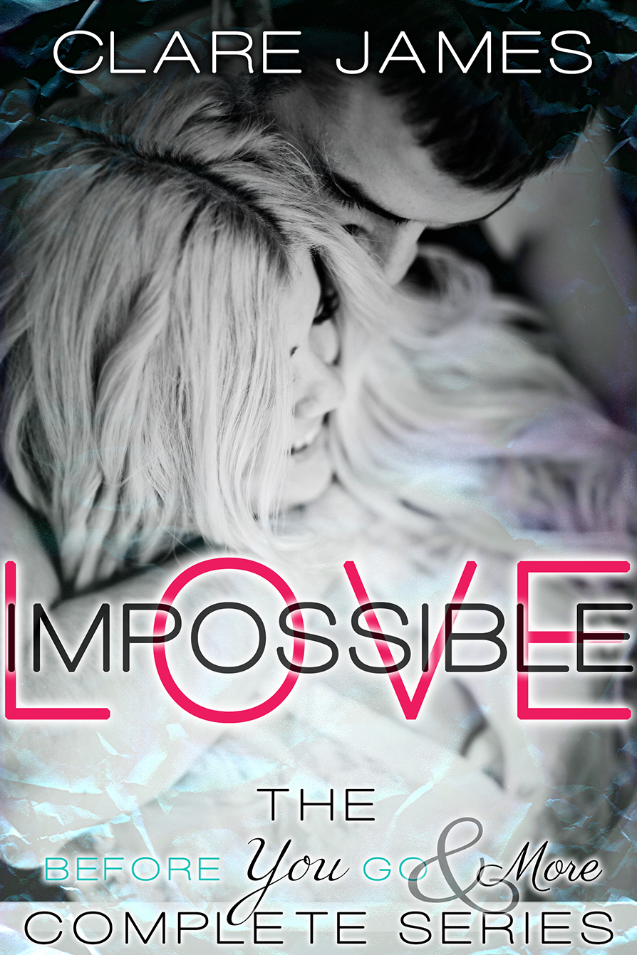 Cover Reveal Day for Impossible Love